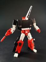 Lensple MS Toys Transformation MS B07B MSB07B Sideswipe Black Cannon Mini Action Figure Robot Toys