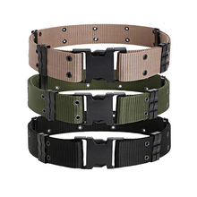 Military-Equipment S-Belt Safety-Accessories Assault Nylon Special-Forces Outdoor