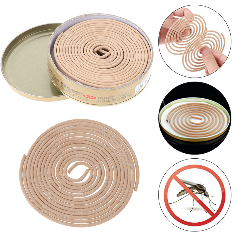 Incense Smell-Mosquito-Repellent Sandalwood Natural Fancy 10pcs/Box 6-Hours