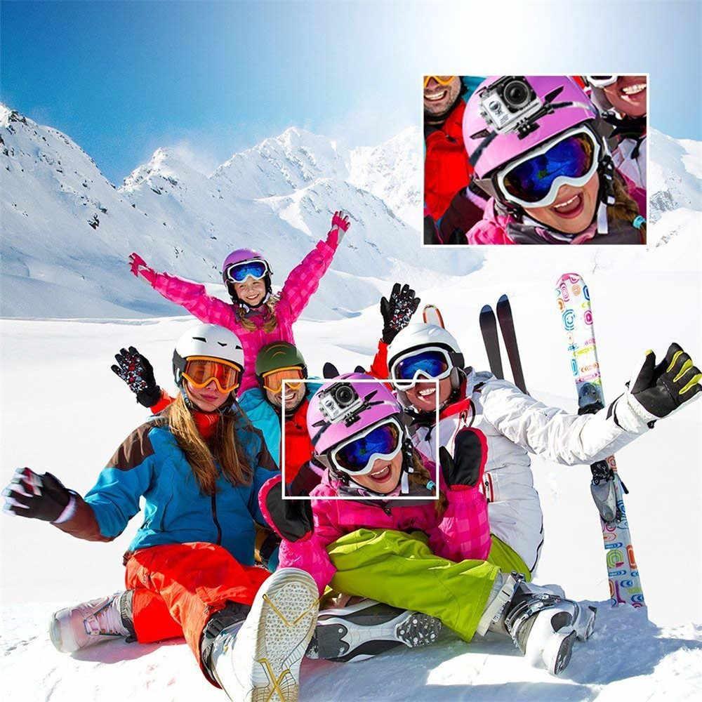 Full HD 4K Action Camera AT-Q1 WiFi 2.0Inch Mini Sports DV 30m Waterproof Video Recording Cam 30FPS USB 2.0