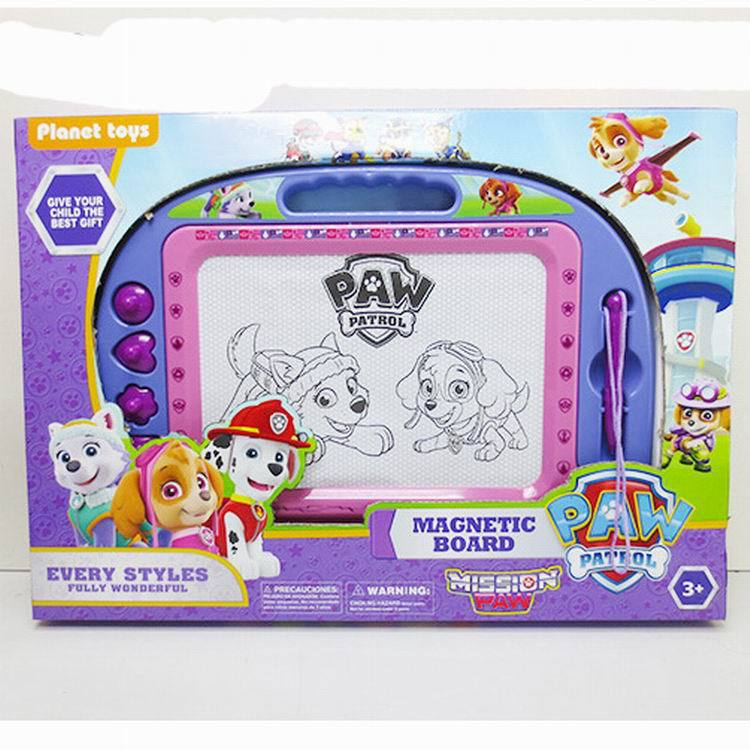 Children Early Education Toy Educational Writing Board Painting Doodle Board Magnetic Drawing Board