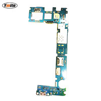 Ymitn Working Well Unlocked With Chips&OS Mainboard For Samsung Galaxy J7 2016 J710 J710F Motherboard Logic Boards