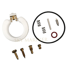93E11 W0093 Carburetor Repair Kit 93E11 W0093 00 for Suzuki 15HP DT15 DT9.9 DF15 DF9.9 Boat Motor Outboard Engine