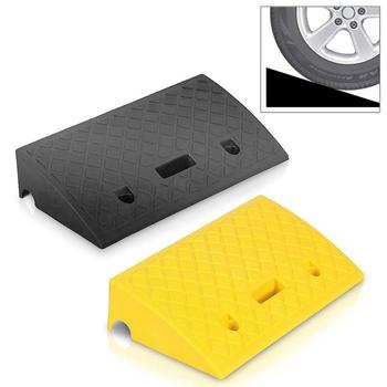 New Portable Lightweight Car Plastic Curb Ramps Heavy Duty Plastic Kit Set For Driveway Car Truck