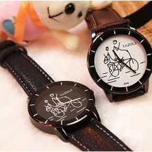 Watches Korean Simple Authentic Waterproof Watch SF