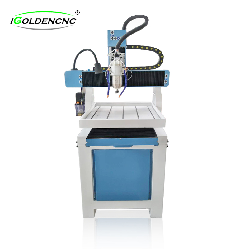 Igolden <font><b>CNC</b></font> machine <font><b>6060</b></font> <font><b>CNC</b></font> <font><b>router</b></font> machine image