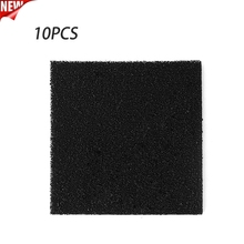 Extractor BLACK-FILTER Solder-Smoke-Absorber for Air-Filtration-Tools Fume 13cm Activated