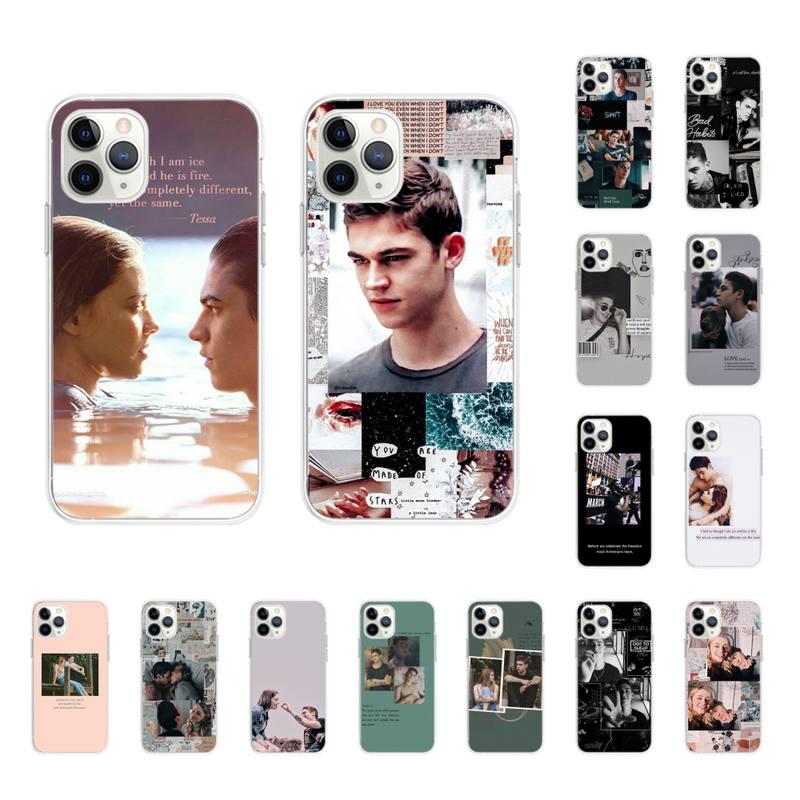 After Movie Hardin Scott Hero Fiennes Tiffin Luxury Phone Case For iPhone 11proMAX 8 7 6 6S Plus X XS MAX 5 5S SE XR Fundas Capa