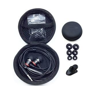 Image 5 - מקצועי ספורט אוזניות סופר בס אוזניות בקרת מיקרופון סטריאו אוזניות בתוך אוזן ספורט אוזניות 3.5mm