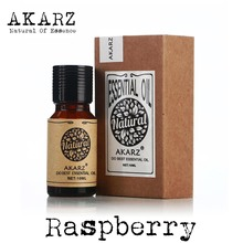 AKARZ natural Raspberry essential oil aromatic for aromather