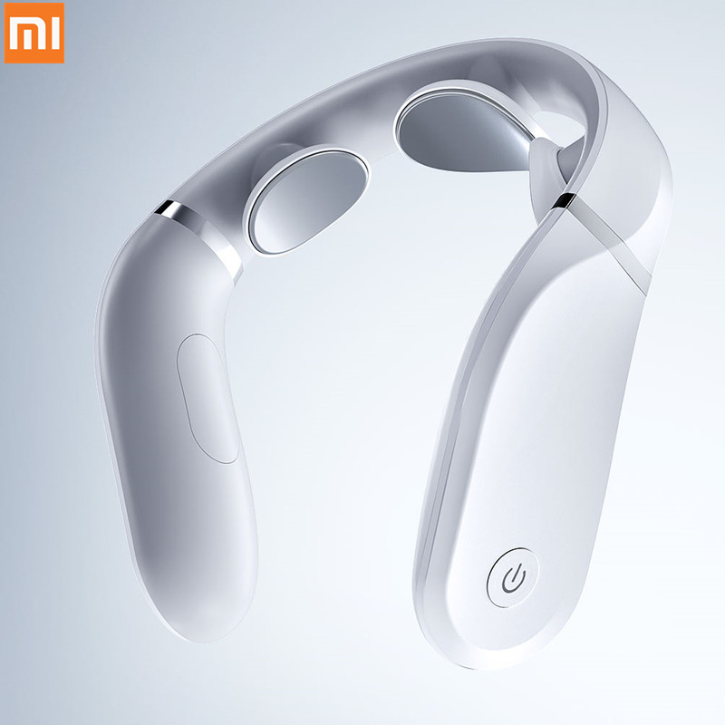Xiaomi Mijia Cervical Massager G2 Chiropractic Neck Protector Neck Multi Functional Hot Compression Electric Physiotherapy