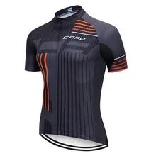 2020 Capo Bike Jersey Shirt Maillot Ciclismo Cycling Tops Summer Racing Clothing Ropa Short Sleeve mtb