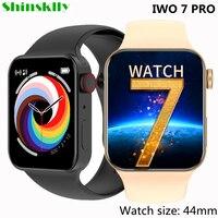 2021 IWO 7 Pro Smart Watch Men Women Heart Rate Smartwatch Series 7 Fitness Tracker Bracelet Clock For Android IOS PK HW16 HW22 1