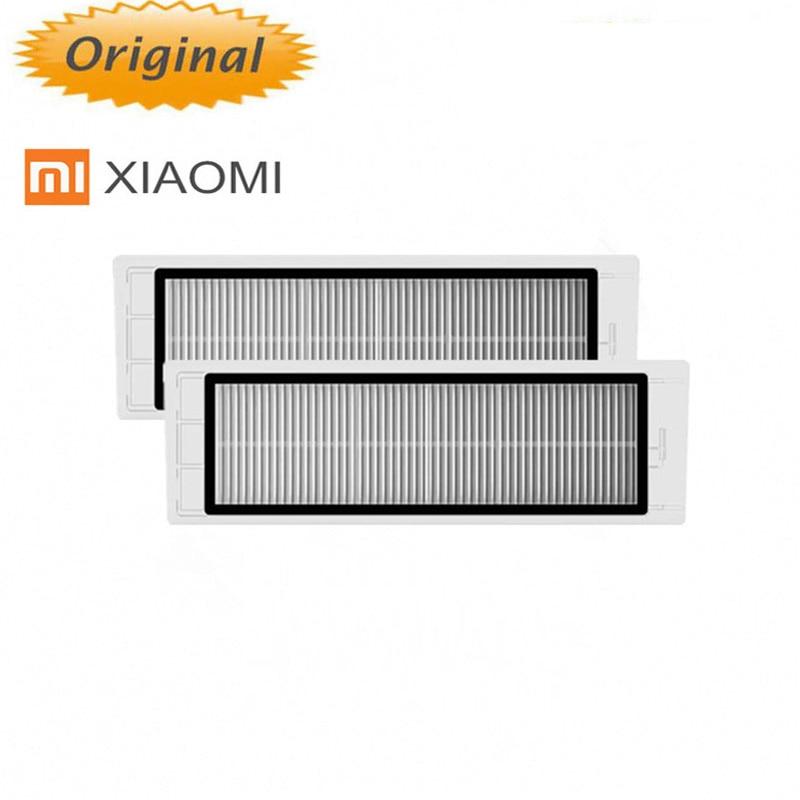 Original Robot Vacuum Part Pack Of HEPA Filter For Xiaomi Mijia 1/1s/ Roborock Vacuum Cleaner