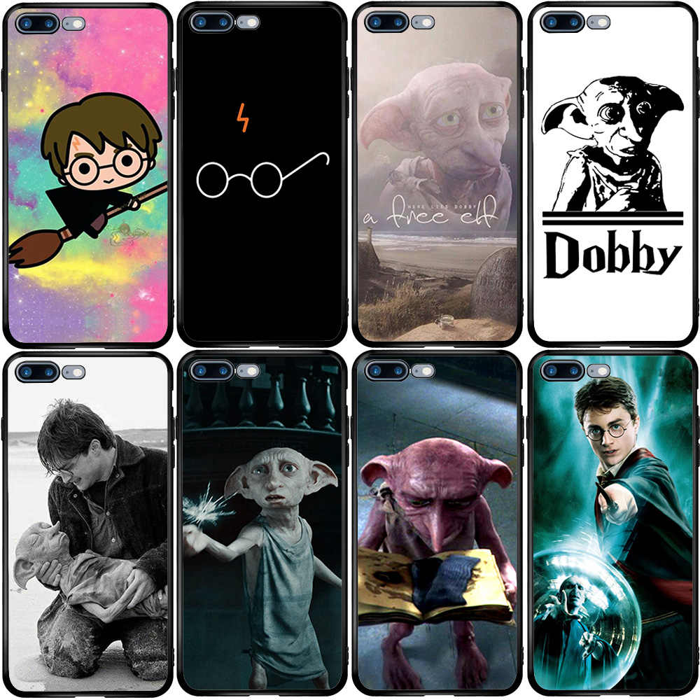 Dobby Severus Snape Potter Harries Cover Cho Samsung M10 M20 M30S A10E A10 A20E A30S A30 A40 A50 A60 a70S A80 A5 A8 A6 Plus 2018