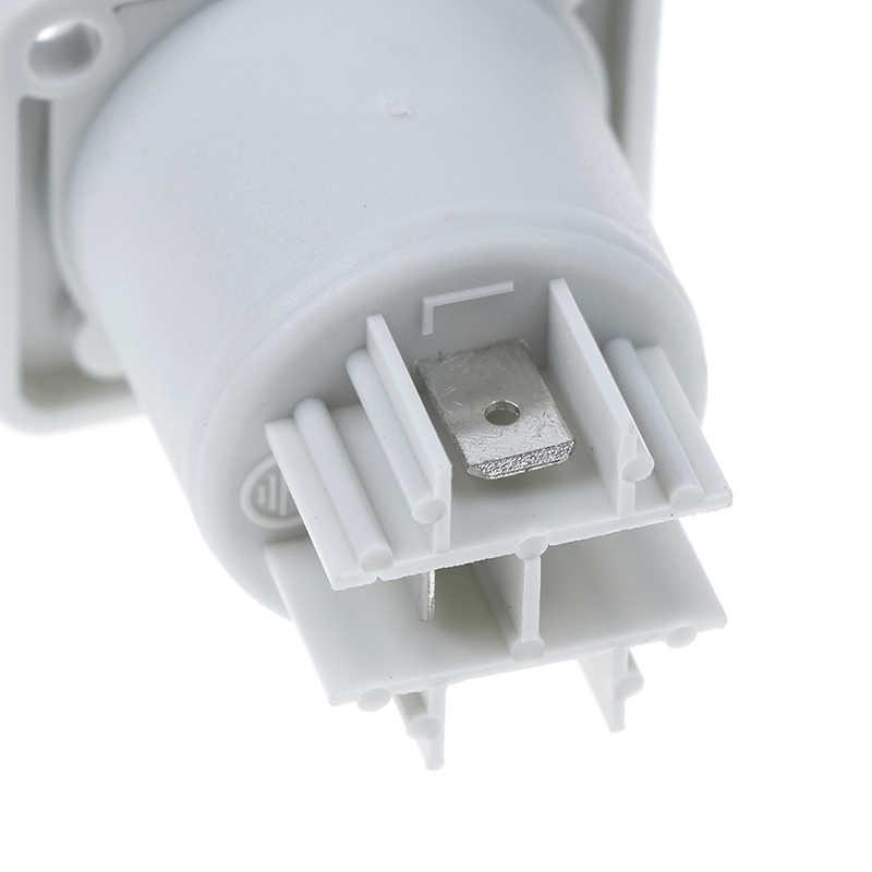 NAC3FCA 3 ピンメスパネルpowerconソケットオーディオコネクタソケット 20A/250v