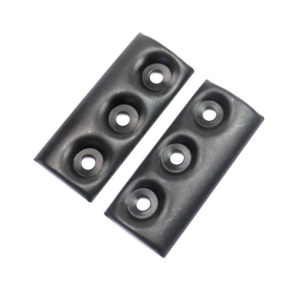 2pcs Electric Planer Blade Cover Binder Clamp Replacement Woodworking Machinery Wood Planer Parts For P20SB / F20A