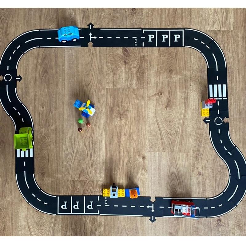 flexible roads