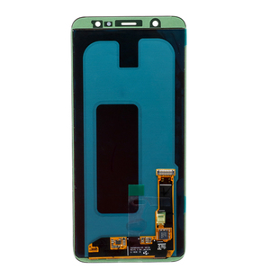 Image 4 - SUPER AMOLED LCD For Samsung Galaxy A6 2018 Display A600F Touch Screen Digitizer Panel Assembly A6 Plus A6050 LCD A6050F Display
