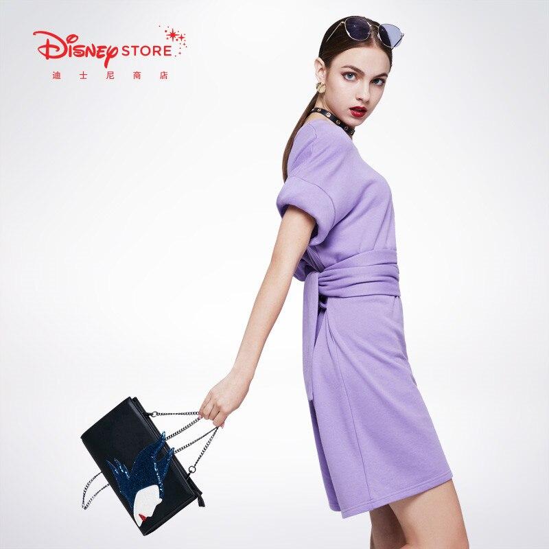 Disney Fashion Sleeping Charm Shoulder Messenger Bag Trend Fashion Clutch Women Handbag Festival Girl Gifts