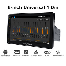 Android 10 Car Radio player Head unit GPS Navigation universal internet radio video multimedia 4GB+64GB 8 inch 1280*720 IPS RDS