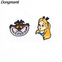 F135 Princess Cat Cute Anime Ear Stud Earrings For Women Kids Enamel Pierce Earrings Jewelry Gifts For Girls f135 princess cat fashion cartoon stud earring cute earrings for women kids ear studs