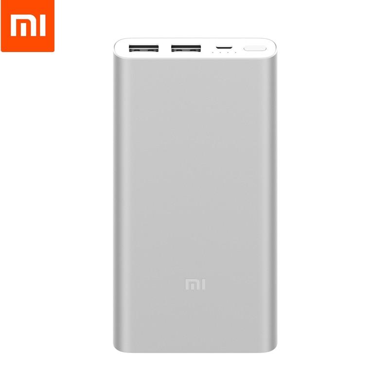 Xiaomi Power Bank 2 5000mAh Charging Treasure Mobile Phone Tablet Universal Original Charging External Battery Pack