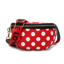 The new 2019 personalized Fanny pack features a small, cross-body bag with wide range of stylish womens bags
