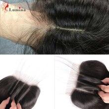 4x4 кружевные волнистые волосы средней длины 100% бразильские