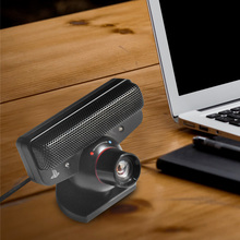 Microphone-Accessories Move Motion-Sensor with Plastic Portable Zoom-Lens Black High-Definition