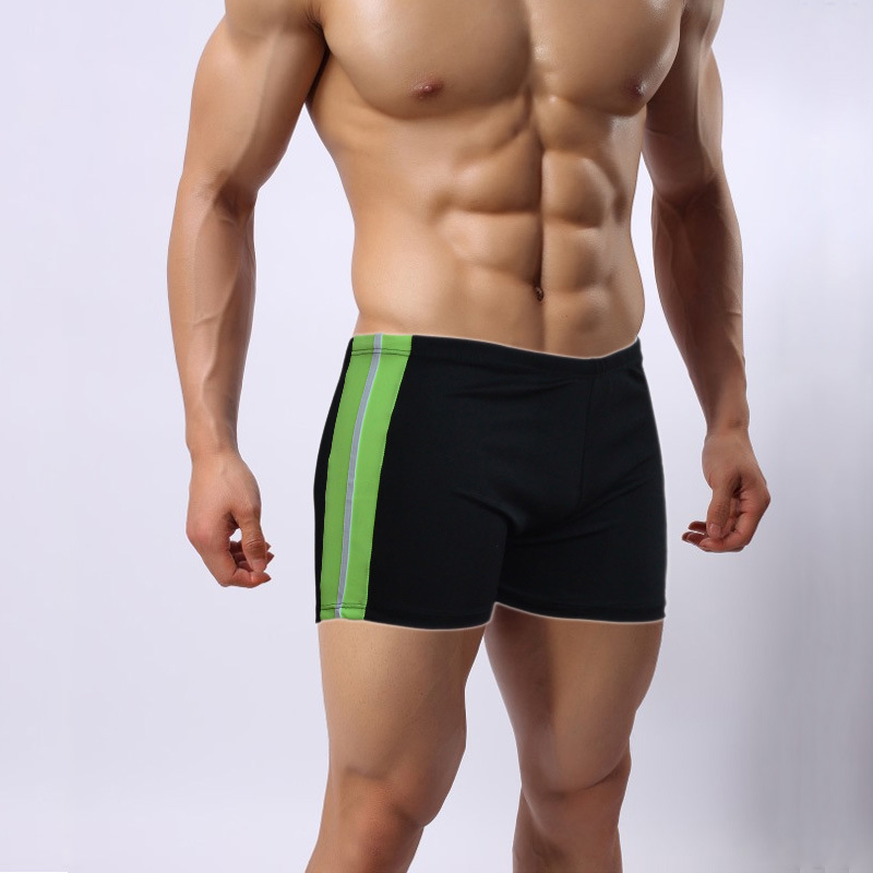 303 Men Special Offer Swimming Trunks Fei Yue Flygd AussieBum Swimming Trunks Hot Springs Swimming Trunks