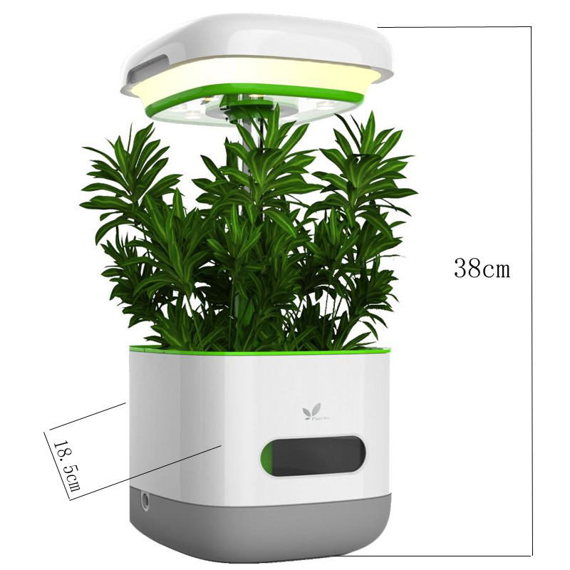 cheapest Full spectrum plant growth lamp for indoor seeds vegetable flower  plant box greenhouse  hydroponic soilless  culture Potted