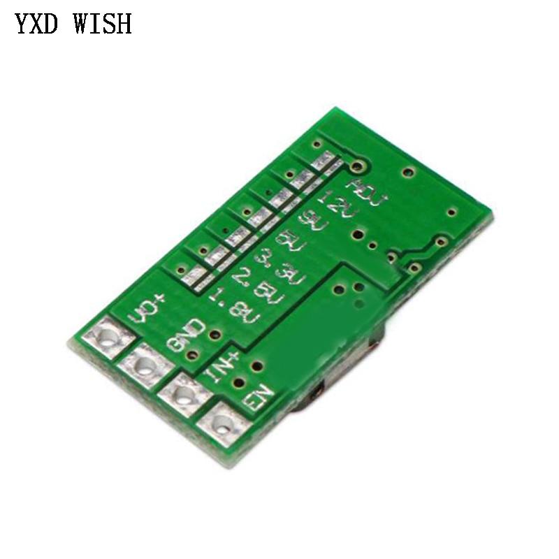 power module 3a 5v conversor buck ajustável