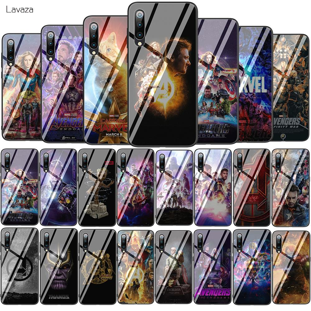 lavaza-the-font-b-avengers-b-font-endgame-tempered-glass-soft-case-for-xiaomi-redmi-note-5-6-7-pro-mi-8-lite-9-a1-a2-f1-tpu-cover