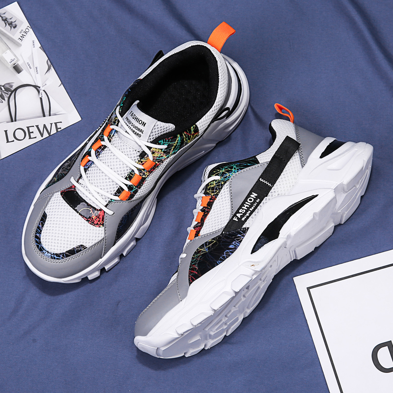 Image 5 - 609 New Listing Outdoor Mens Athletic Salomones Sport Lightweight Running Shoes Breathable Sneakers Marseille Shoes EUR39 44Running Shoes   -