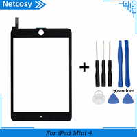 Netcosy For iPad Mini 4 A1538 A1550 Touch Screen For iPad Mini 4 Front Glass Display Touch Panel Replacement
