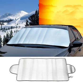 Foldable Car Window Windshield Snow Frost Sun Shade Blind Screen Cover Protector 2019 image