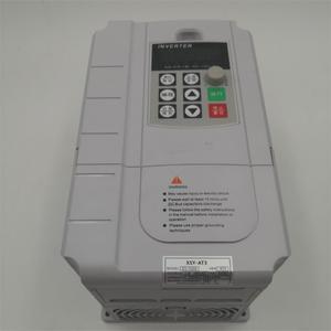 Image 3 - VFD 380V 4KW AC 380V 1.5kW/2.2KW/4KW/5.5KW/7.5KW napęd o zmiennej częstotliwości 3 fazy falownik do kontroli prędkości silnika falownik VFD