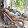 Милое животное подвесные кровати подшипник Cat для загара лежак крепление кошка гамак удобные кошка кровать любимчика полки сиденье кровати