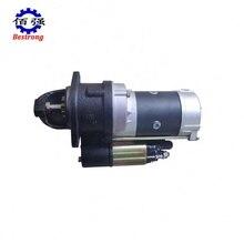 QD252G Starter Motor For CHANGCHAI L28 L32 Diesel Engine Spare Parts цена 2017