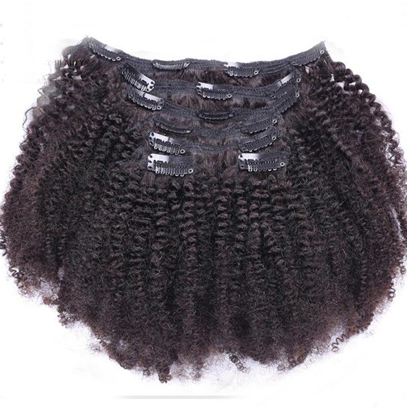 clips on hair