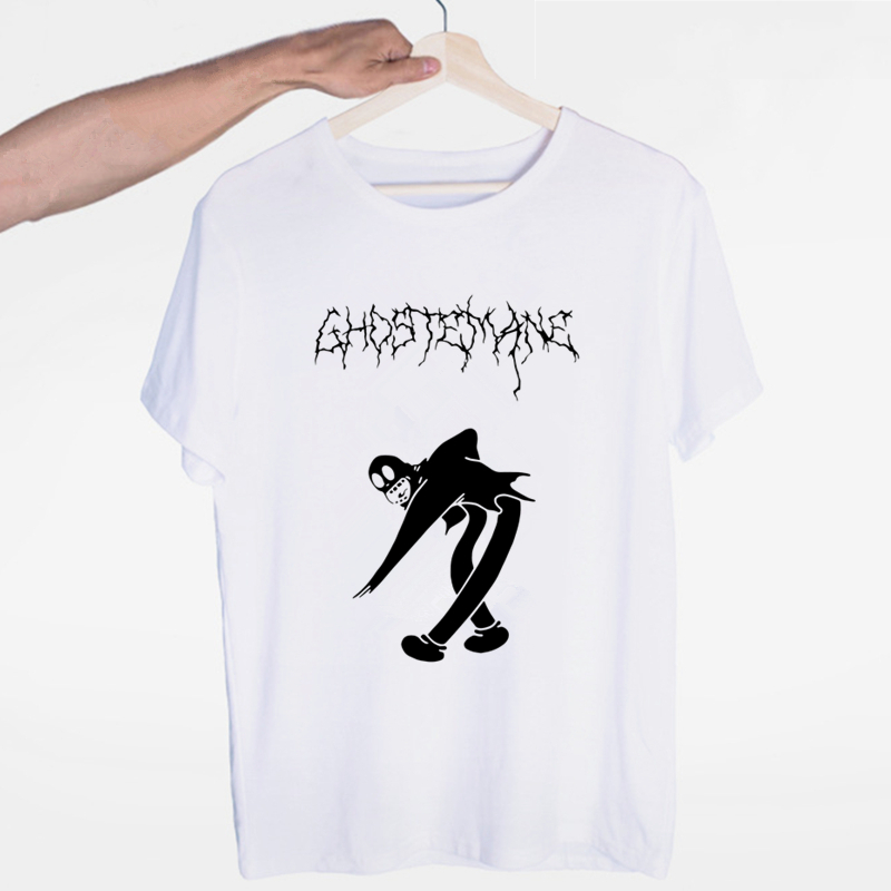 GHOSTEMANE T SHIRT Hot Summer Casual T-Shirt Printing