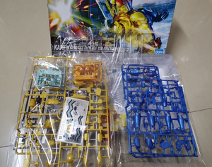 Image 4 - PrettyAngel ของแท้ BANDAI SPIRITS FIGURE RISE Standard Kamen Rider W Luna Trigger พลาสติกรุ่น Action FIGURE