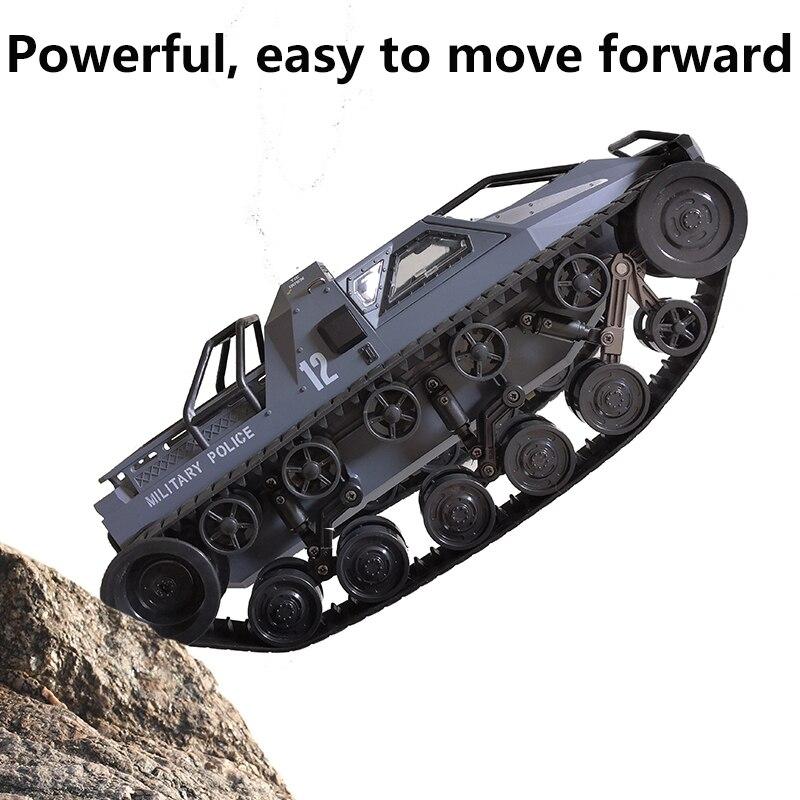 RC Tank 1:12 High Speed 2.4G remote Control car Vehicle rc car Models Brinquedo fast furious Ripsaw