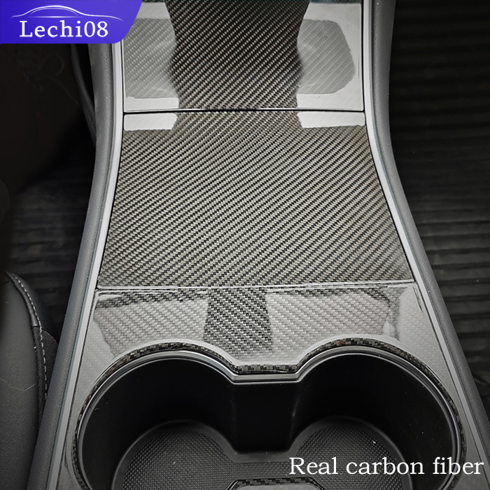 For Tesla Model 3 Accessories/car Accessories Tesla Center Console Model 3 Tesla Three Center Console Tesla Model 3 Carbon