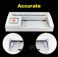 Card machine Electric business card cutter Automatic trimming machine Badge/business card/card making