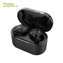 TWSearphone X28 True Wireless Bluetooth Earphone HiFi Stereo Sound Earbuds With Microphone