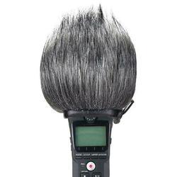 1pc dla Zoom H1 zdejmowana pyłoszczelna wiatroszczelna łatwa instalacja tarcza redukcja szumów mikrofon zewnętrzny osłona na szybę przednią|Akcesoria do mikrofonów|   -