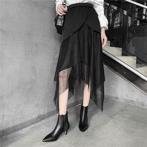 Image 5 - FEDONAS מותג אלגנטי גבירותיי עקבים דקים מסיבת נשף נעלי אישה חורף חם בתוספת גודל צ לסי מגפי אופנה נשים קרסול מגפיים