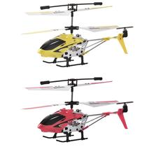 Newest High Quality Remote Control Helicopter 3.5 Channel Rechargeable RC Aircraft Altitude Hold Mul